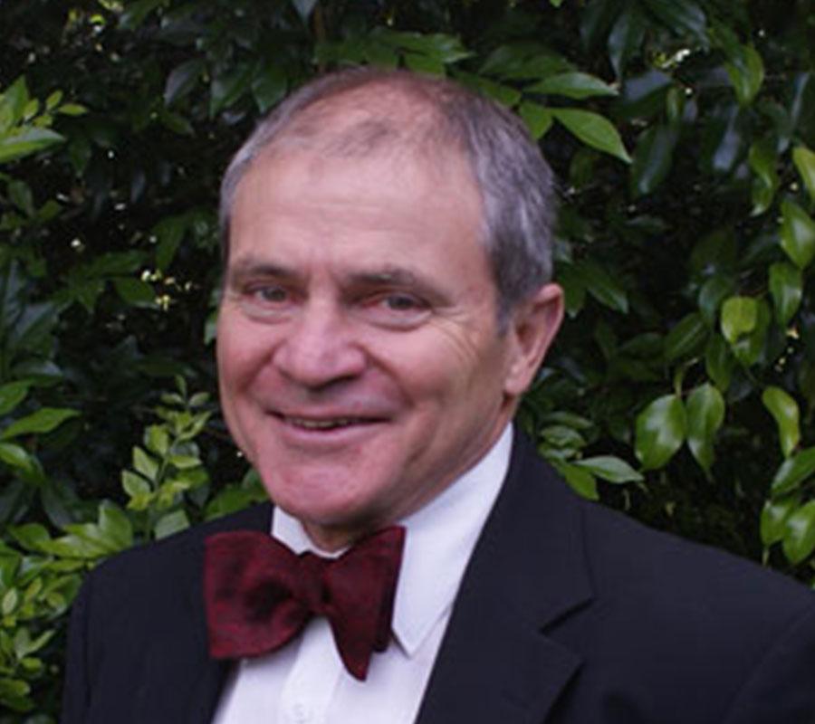Dr Joe McCosker